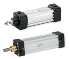 P1D Iso Pneumatic Cylinder