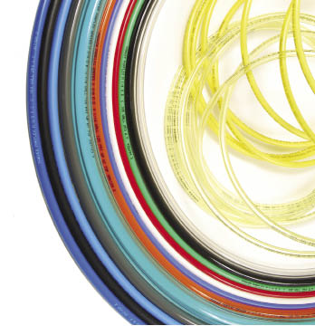 Nycoil Thermoplastic Tubing