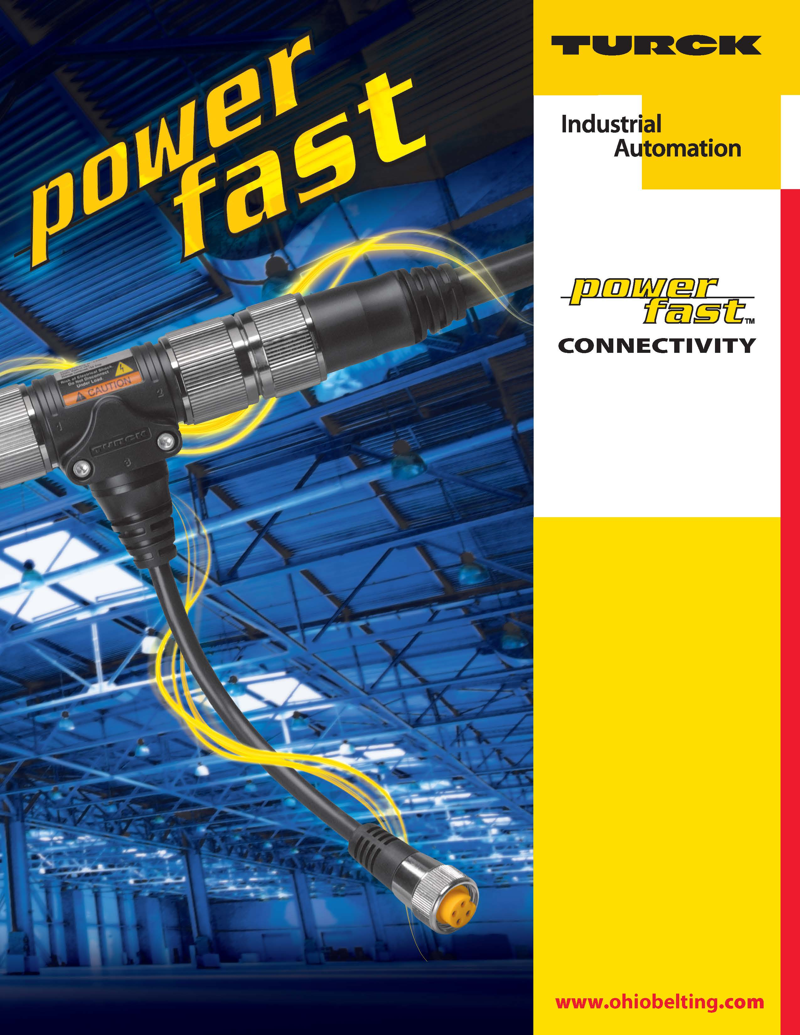 Turck - Powerfast Connectivity Catalog